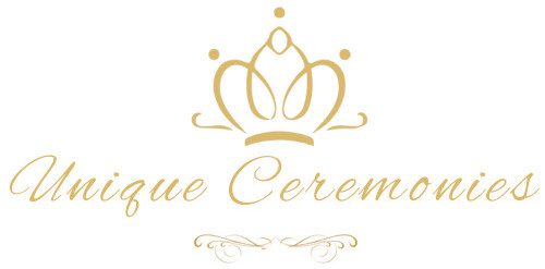wedding celebrant in France - Unique Ceremonies logo